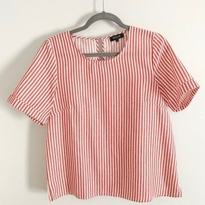 Roolee Striped Top